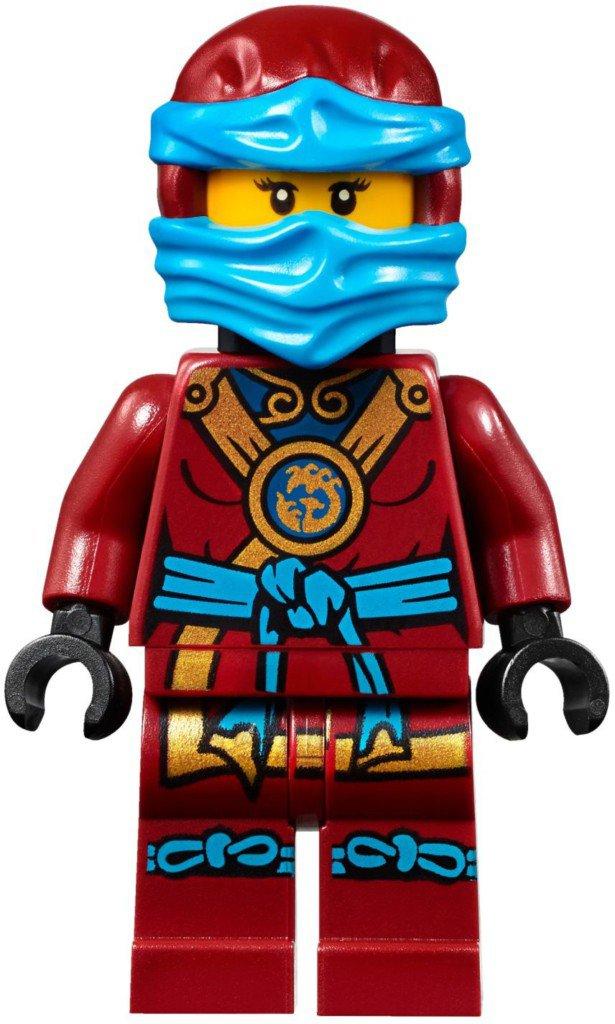 LEGO Ninjago 70600: Ninja motorachtervolging