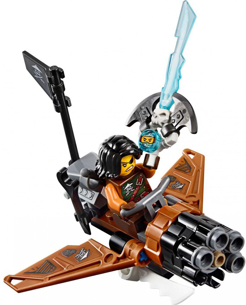 LEGO Ninjago 70602: Jay's Draak