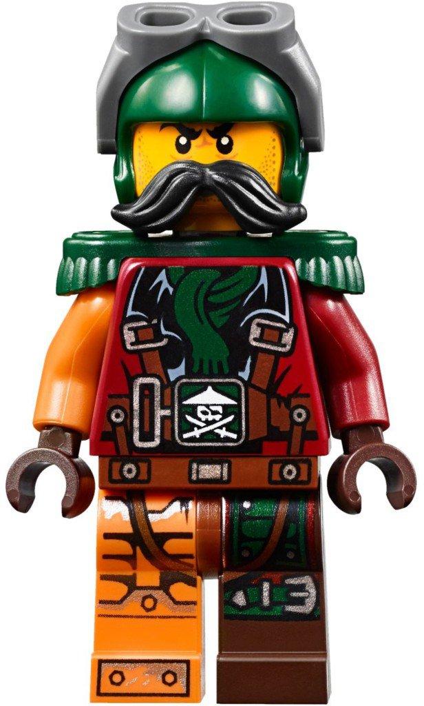 LEGO Ninjago 70605: Misfortune's Keep