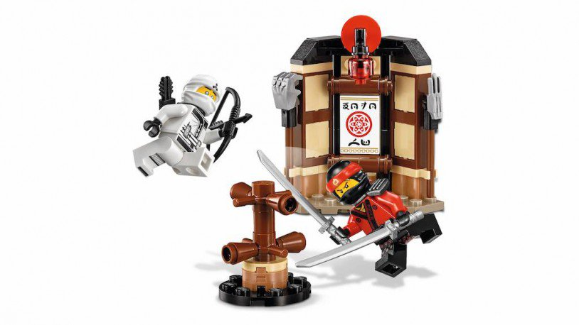 LEGO 70606 Ninjago: Spinjitzu training