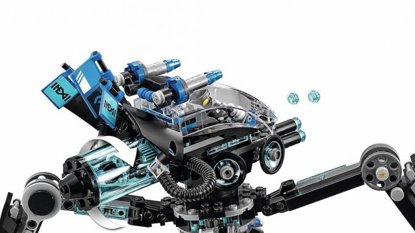 LEGO 70611 Ninjago: Waterstrijder