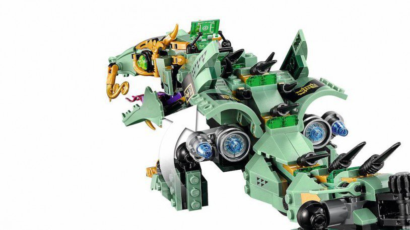 LEGO 70612 Ninjago: Draak