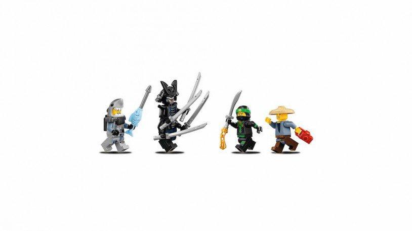 LEGO 70613 Ninjago: Garma Mecha Man