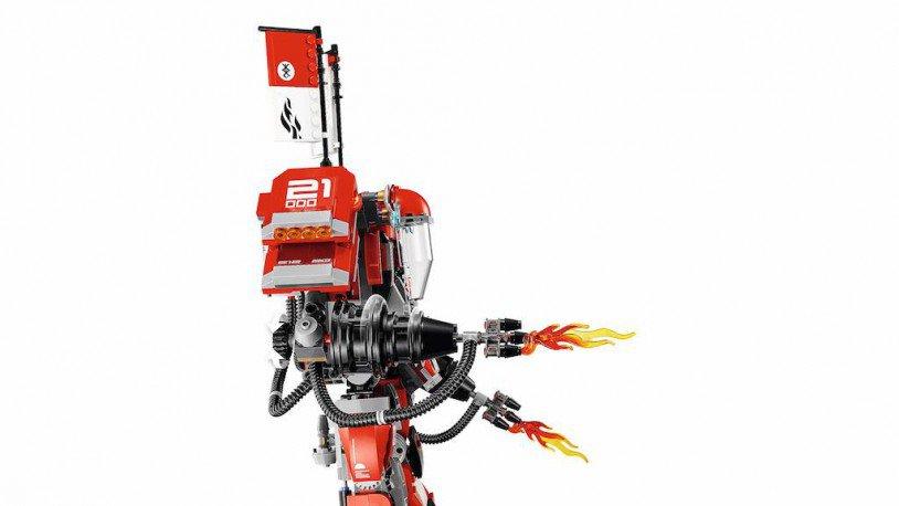 LEGO 70615 Ninjago: Vuurmecha