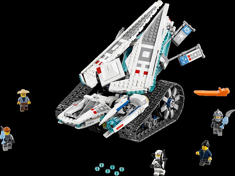 LEGO 70616 Ninjago: IJstank