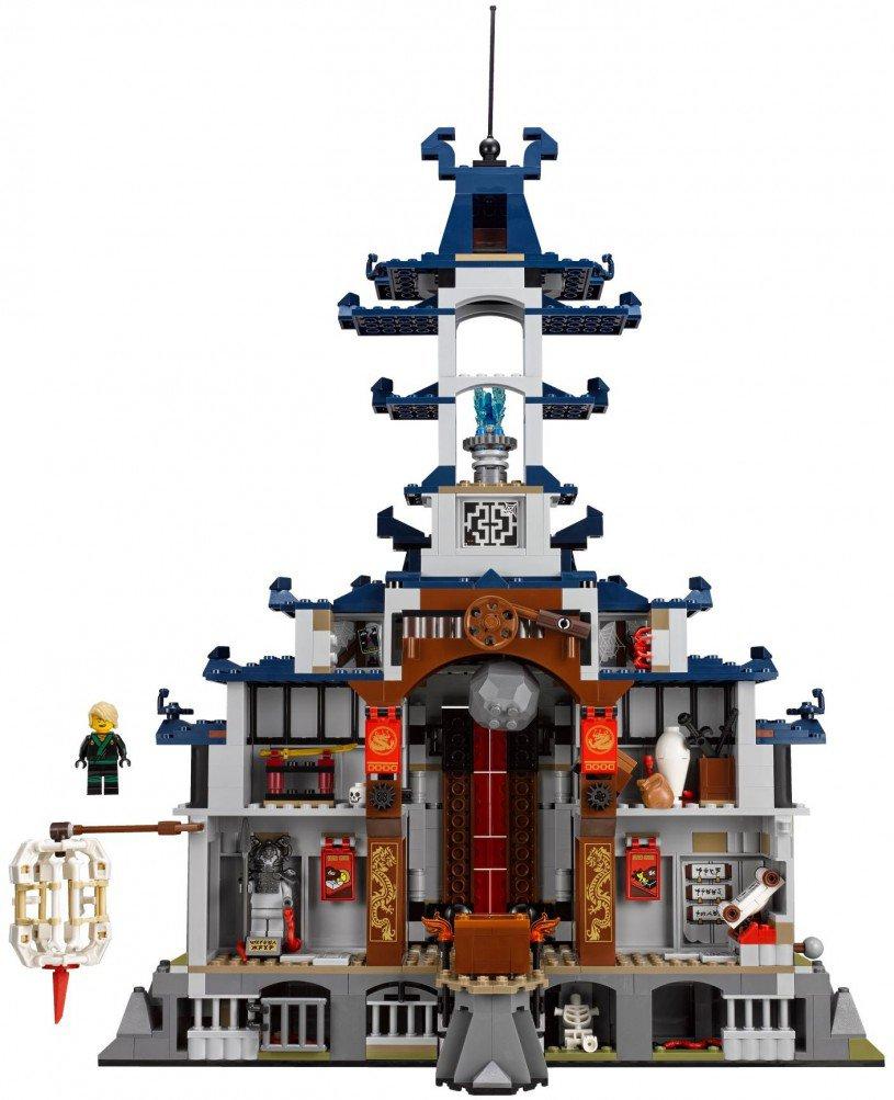 LEGO 70617 Ninjago: Tempel van het ultieme wapen