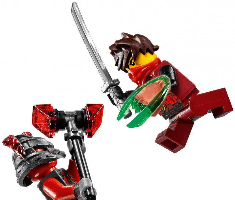 LEGO Ninjago 70621: Vermillion aanval