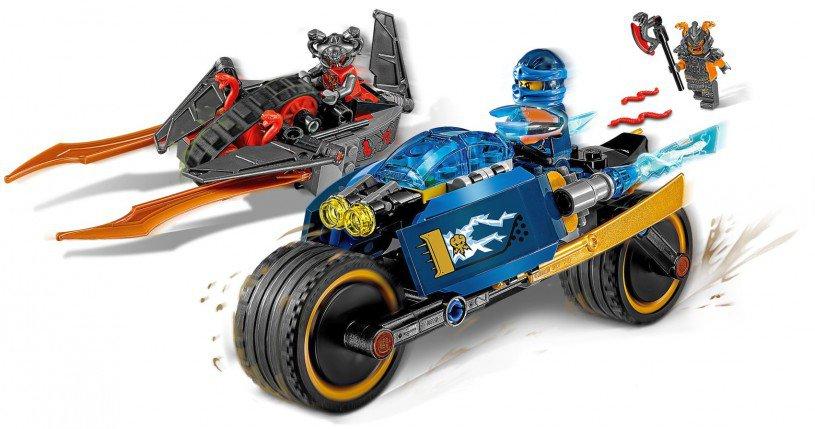 LEGO Ninjago 70622: Woestijnstrijders