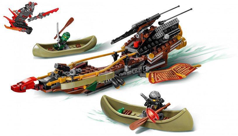 LEGO Ninjago 70623: Destiny's Shadow