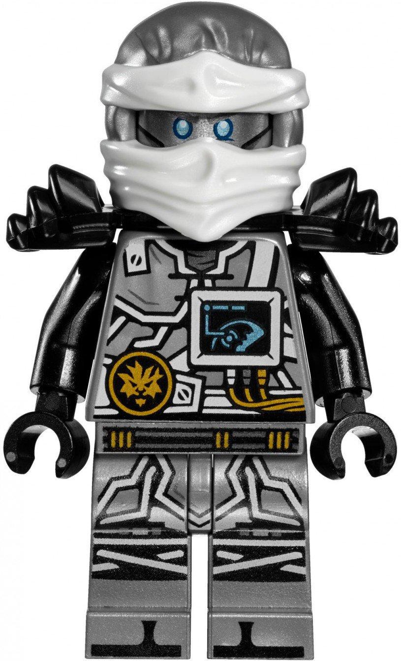 Zane - Hands of Time, Black Armor (70624)