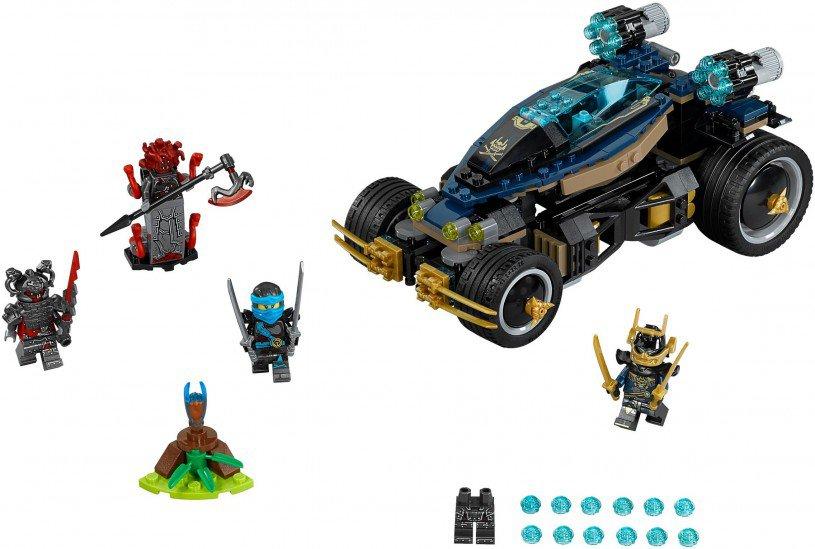 LEGO Ninjago 70625: Samoerai VXL