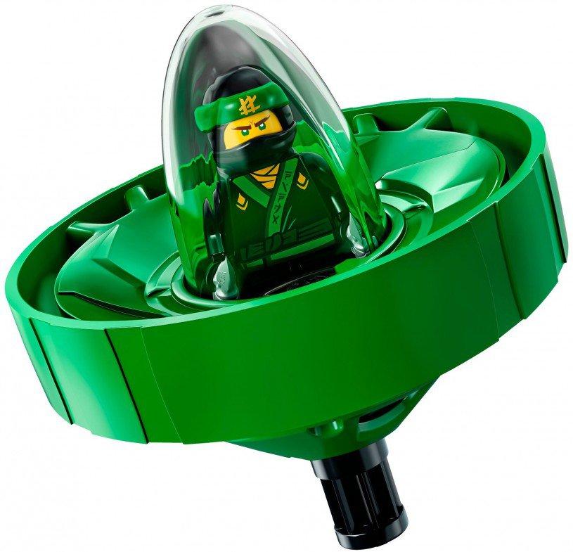 LEGO 70628 Ninjago: Lloyd - Spinjitzumeester