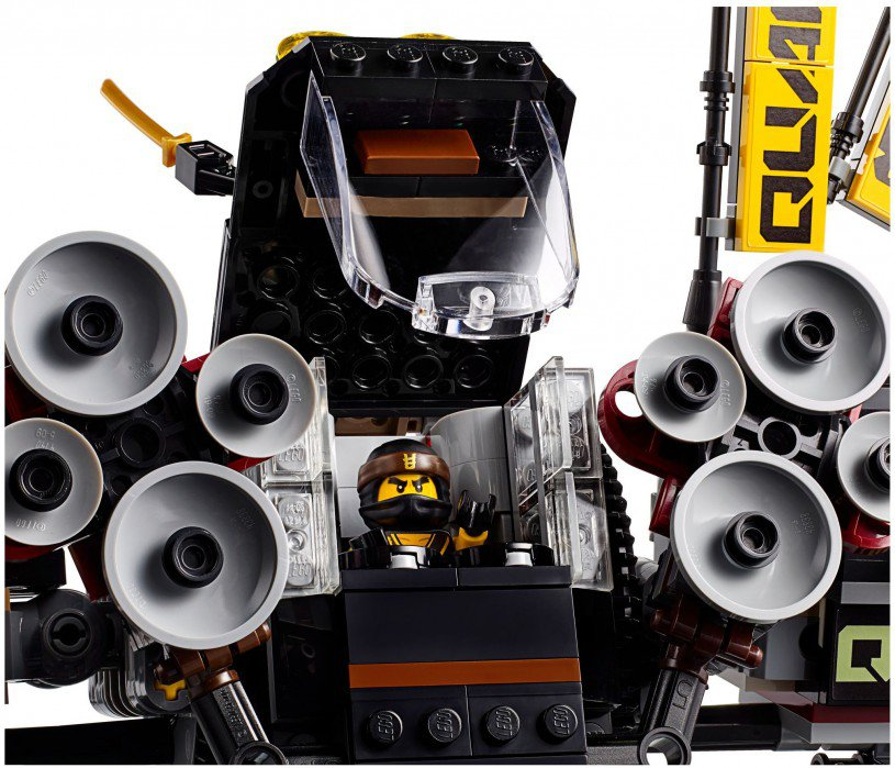 LEGO 70632 Ninjago: Aardschokmecha