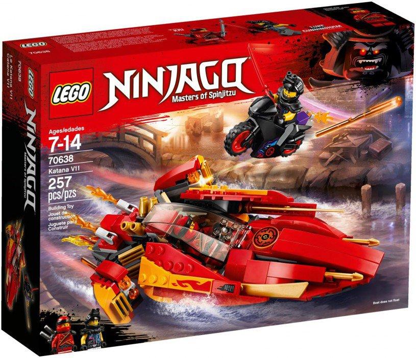 LEGO 70638 Ninjago: Katana V11