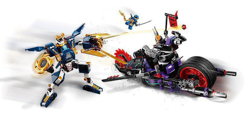 LEGO 70642 Ninjago: Killow vs. Samoerai X