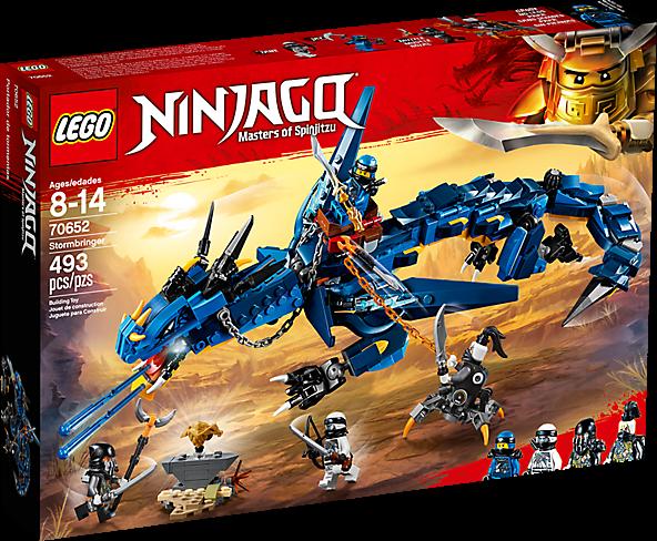 LEGO 70652 Ninjago: Stormbringer