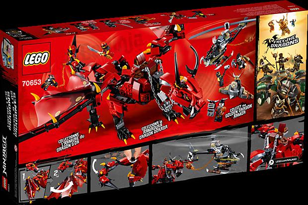 LEGO 70653 Ninjago: Firstbourne