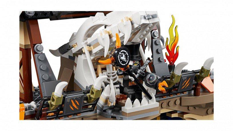 LEGO 70655 Ninjago: Drakenkuil