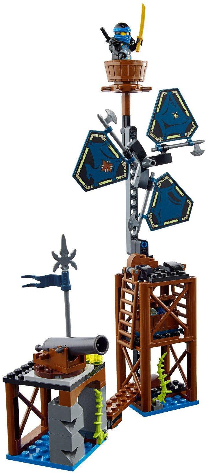 LEGO Ninjago 70732: De Stad Stiix