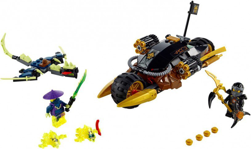 LEGO Ninjago - Blaster Motor 70733