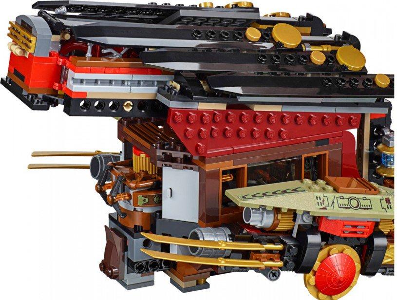 LEGO Ninjago 70738: Laatste Vlucht Van De Destiny's Bounty
