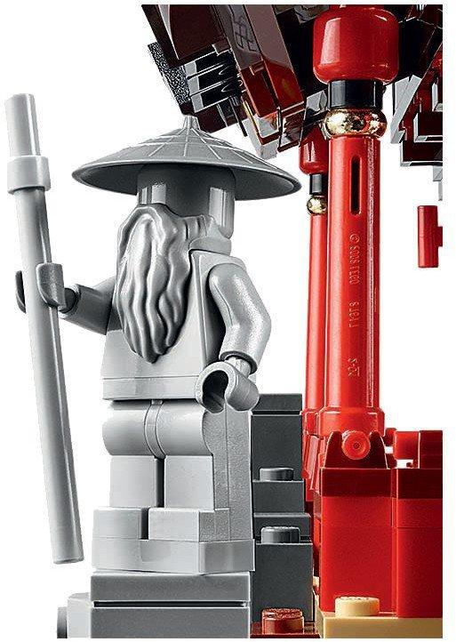 LEGO Ninjago 70751: Tempel of Airjitzu