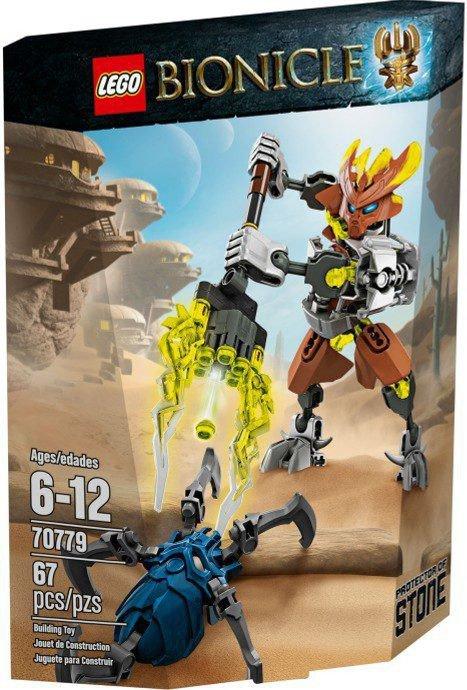 LEGO Bionicle - Beschermer van het Gesteente 70779