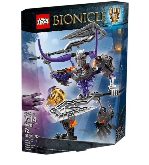 LEGO Bionicle - Schedelsplijter 70793