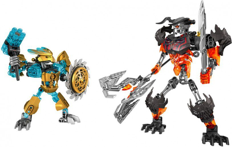 LEGO Bionicle - Maskermaker vs. Schedelmeester 70795