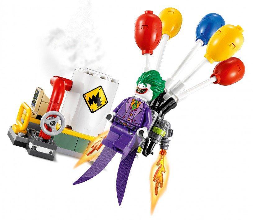 LEGO 70900 Batman The Joker ballonvlucht