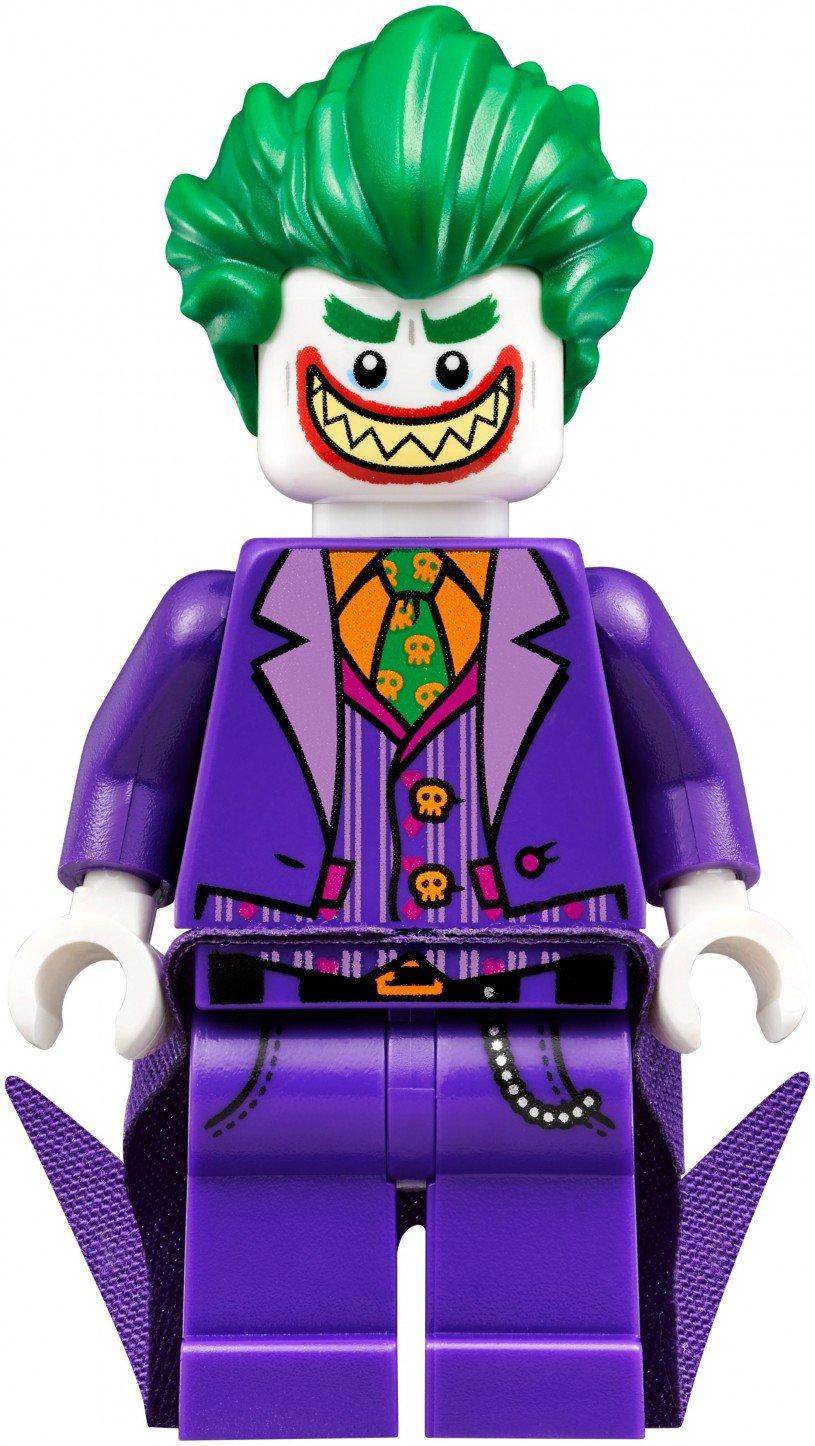 lego minifigure the joker