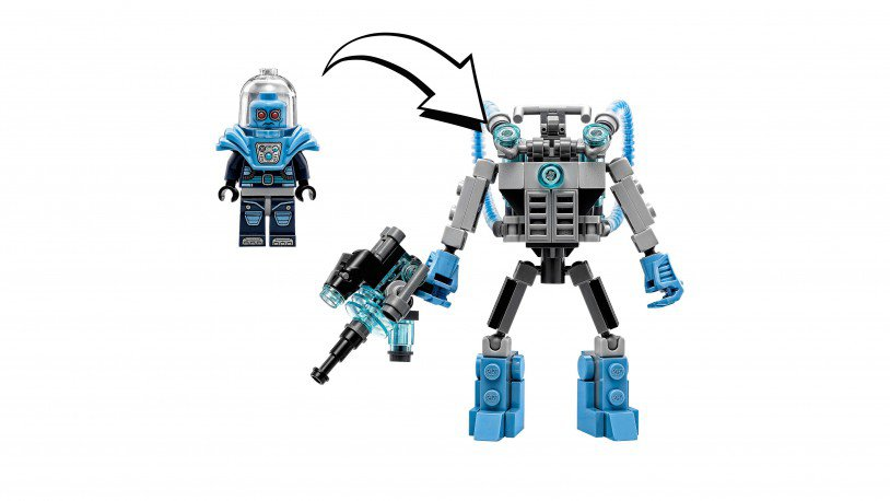 LEGO 70901 Batman Mr. Freeze ijs-aanval