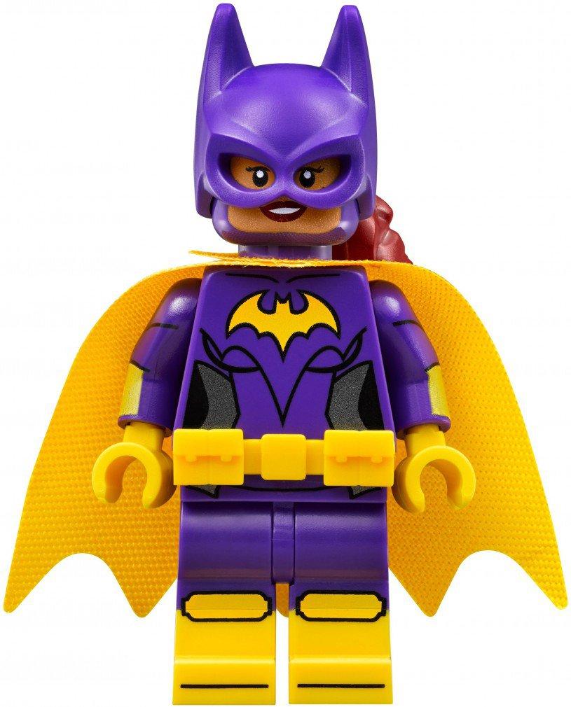 Lego Minifigure batgirl