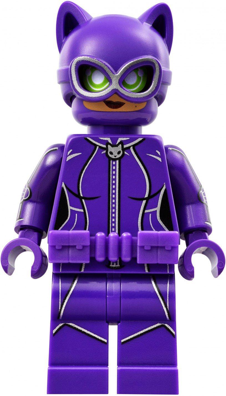 Lego Minifigure catwoman