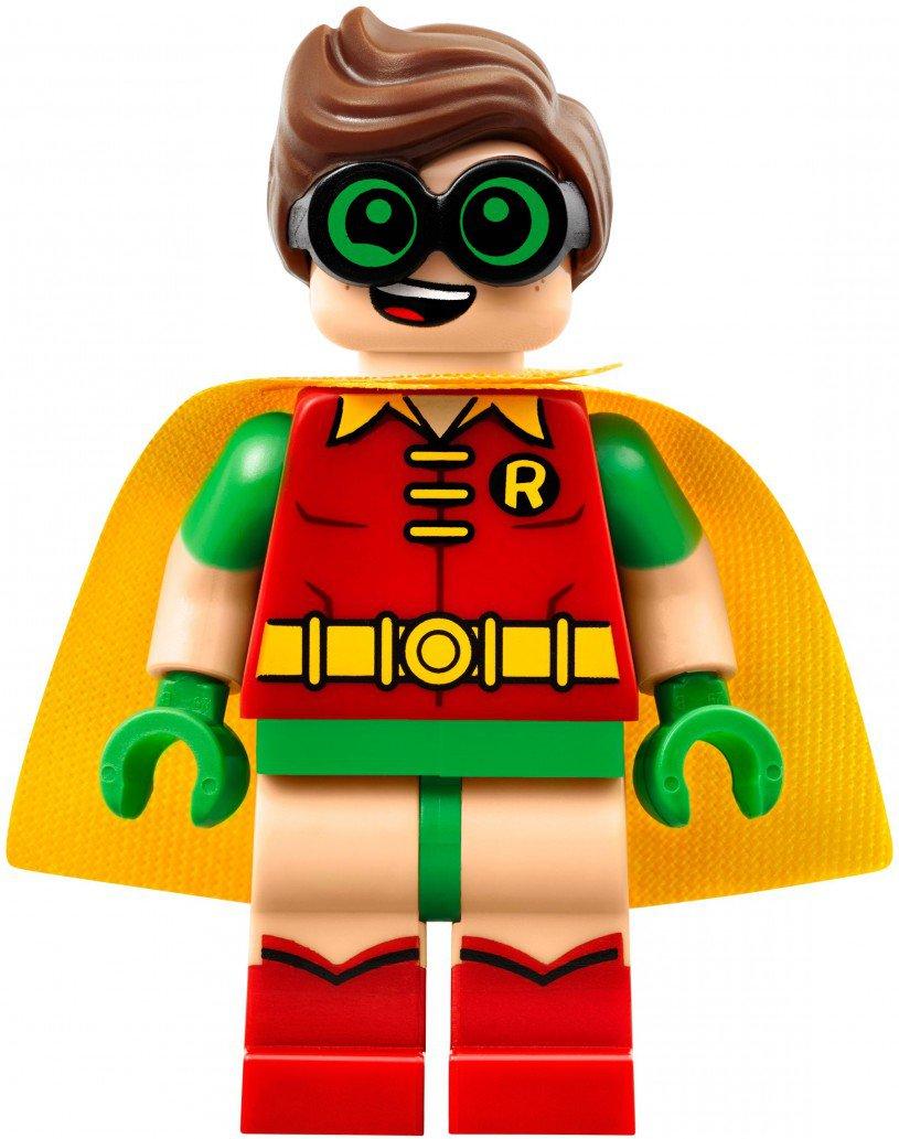 lego minifigure robin