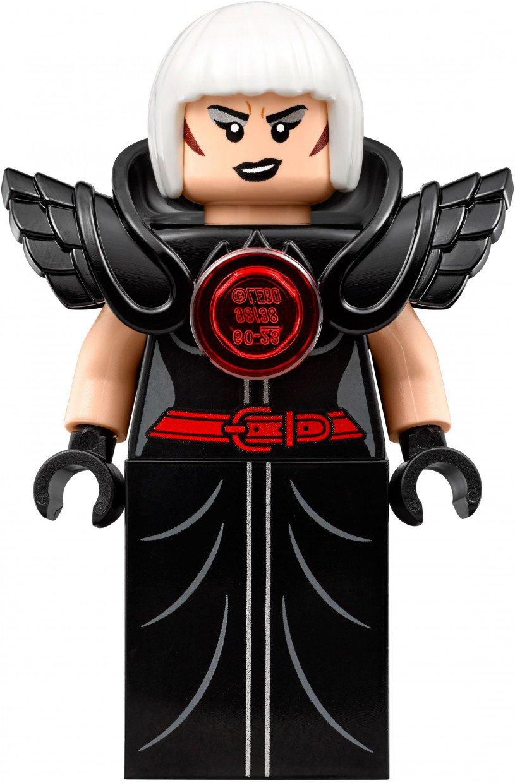 LEGO Minifigure Magpie