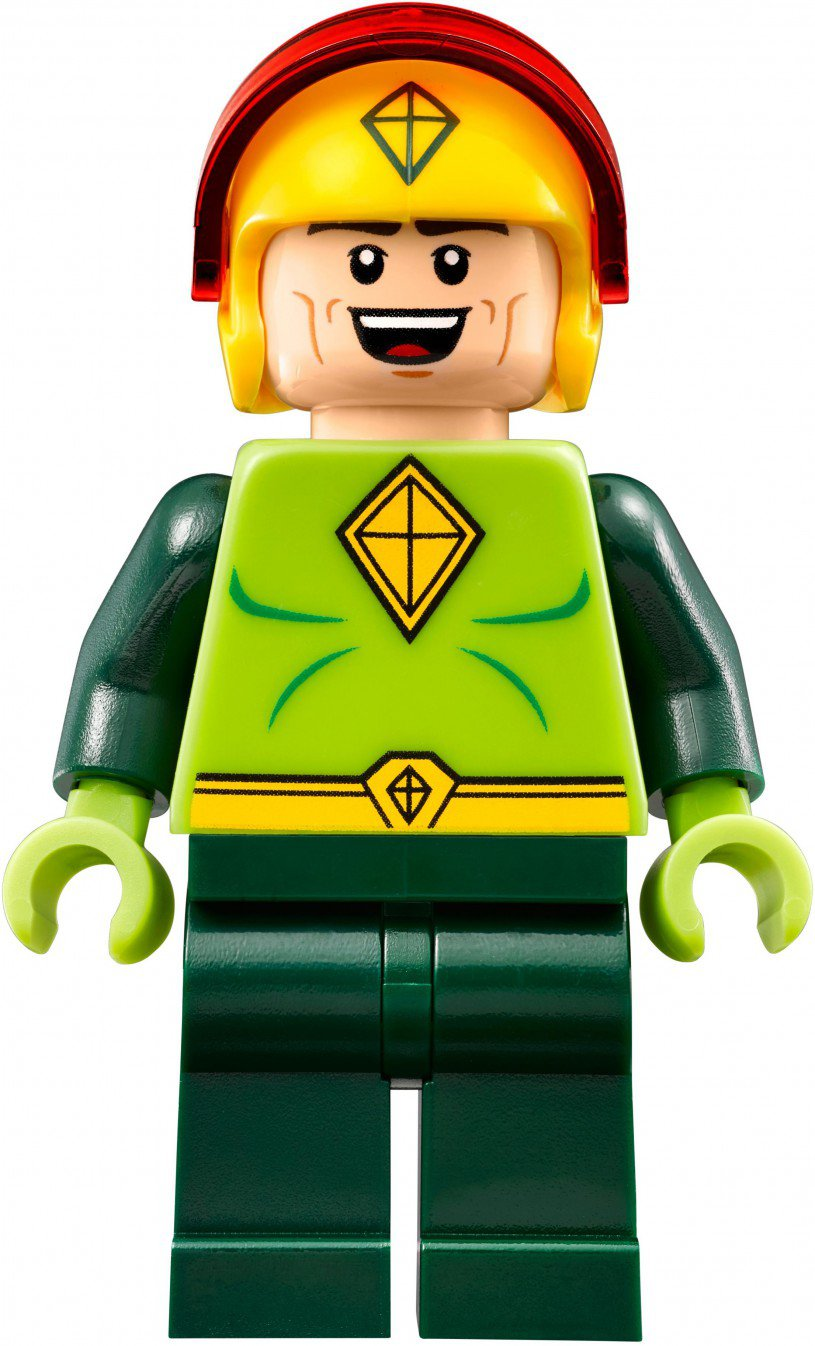 LEGO Minifigure Kite Man