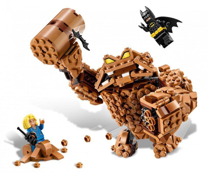 LEGO 70904 Batman Clayface verplettervuisten