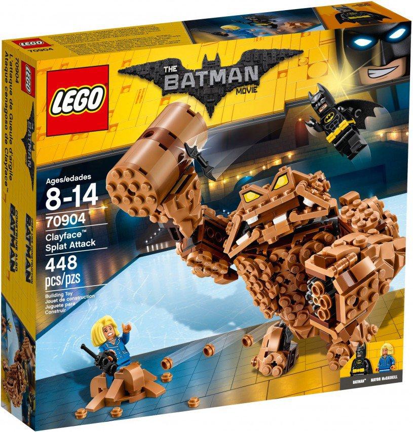 LEGO 70904 Batman Clayface verplettervuisten doos