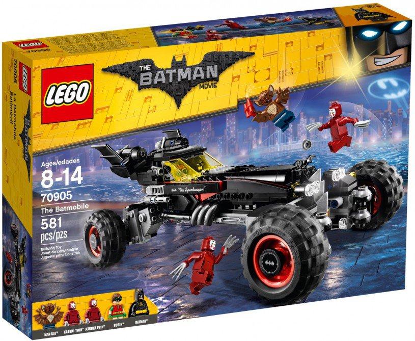LEGO 70905 Batman De Batmobile