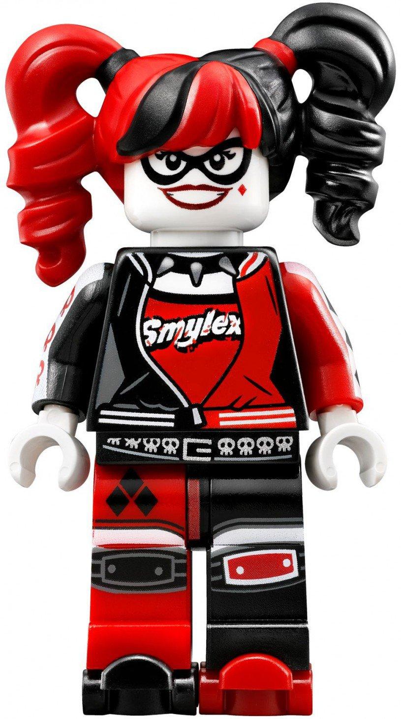 LEGO Minifigure Harley Quinn