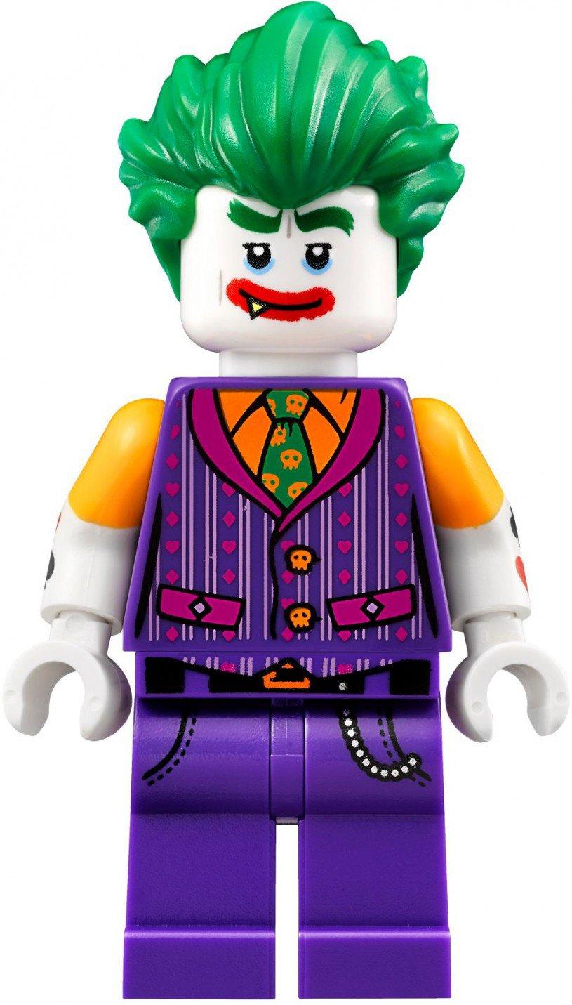LEGO Minifigure The Joker Short Sleeves