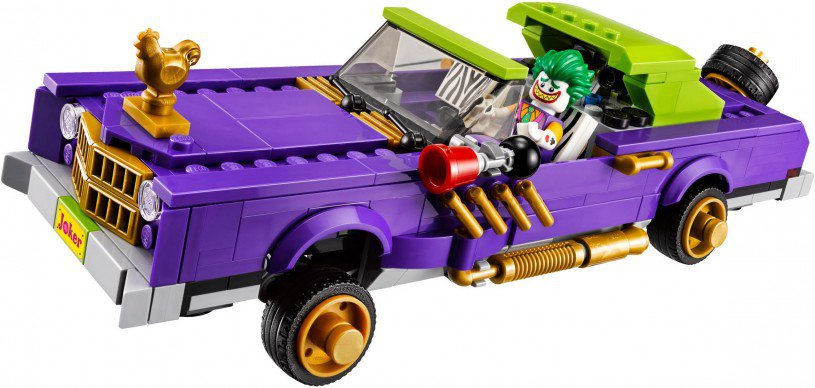 LEGO 70906 Batman The Joker duistere low-rider