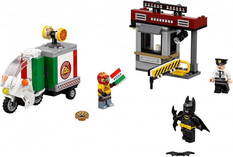LEGO 70910 Batman: Scarecrow Special Delivery
