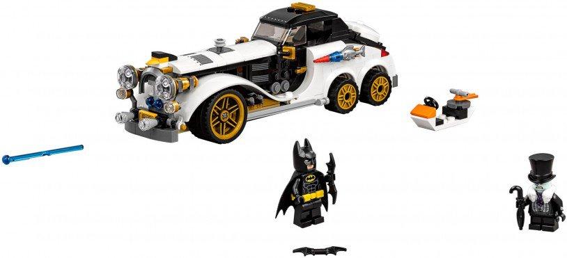 LEGO 70911 Batman The Penguin ijzige limousine