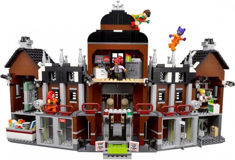 LEGO 70912 Batman: Arkham Asylum