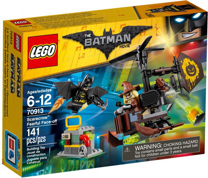 LEGO 70913 Batman: Scarecrow angstaanval