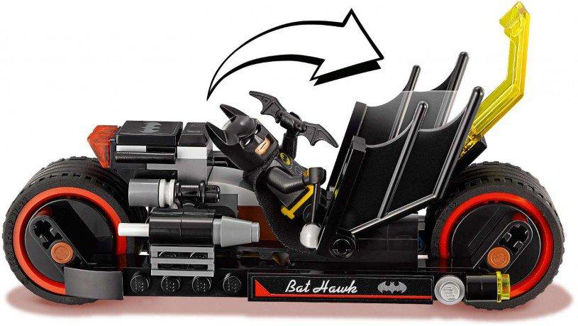 LEGO 70915 Batman: Two-Face dubbele verwoesting