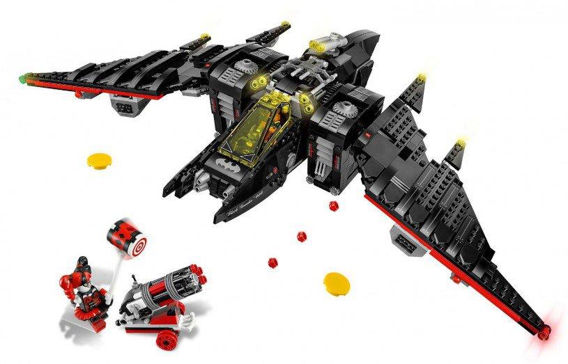 LEGO 70916 Batman: De Batwing