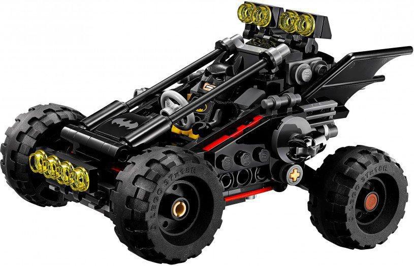 LEGO 70918 DC Comics Super Heroes: De Bat-Dune Buggy